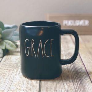 RAE DUNN mug { GRACE }